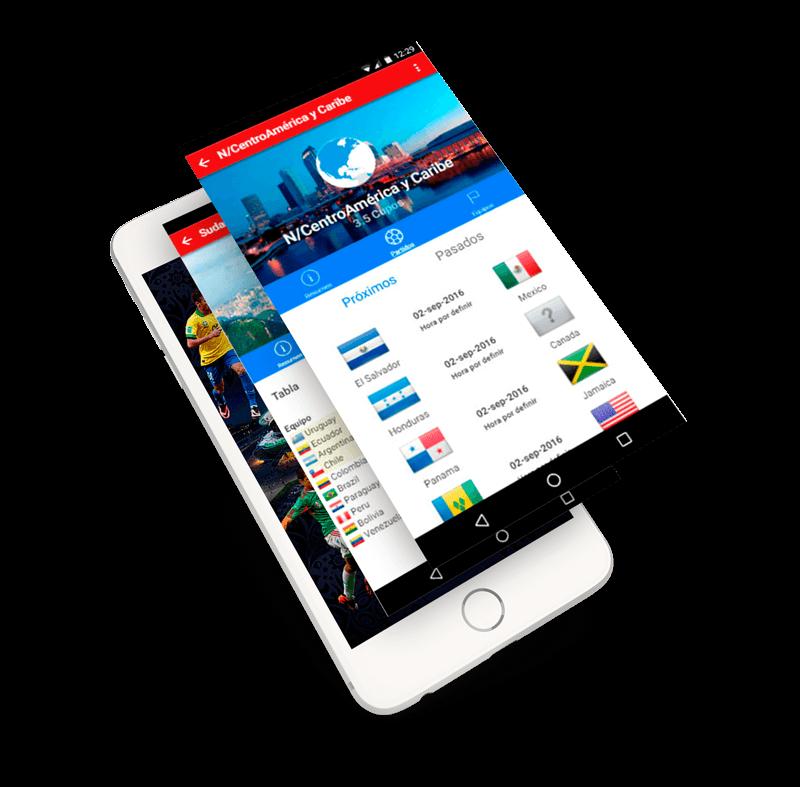 Desarrollo web - aplicaciones moviles